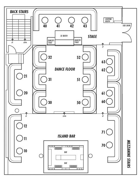 beverly supper club floor plan 100 beverly supper club floor plan the royal