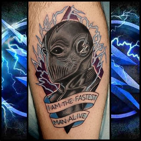 the flash tattoo inked wednesday 84 zoom iron and more by steve