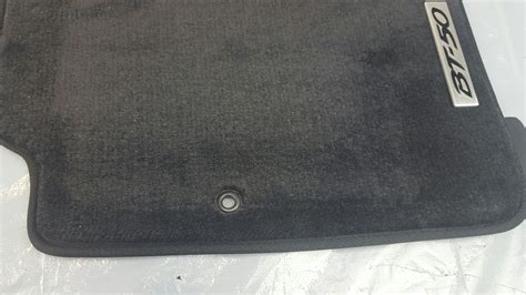 Up Floor Mats by New Genuine Mazda Bt 50 Carpet Floor Mats Up Ur Bt50 Xt