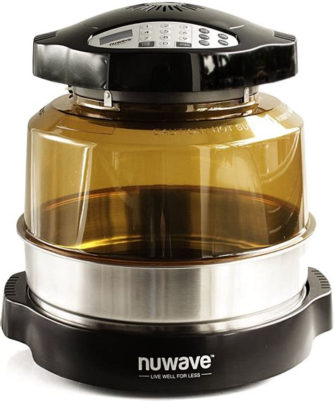 Nuwave Cooktop Nuwave Pro Plus Oven W 3 Extender Ring Precision Induction Cooktop Fry Pan Focus