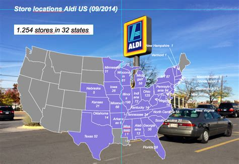 Find In The Usa How To Find Aldi In The United States