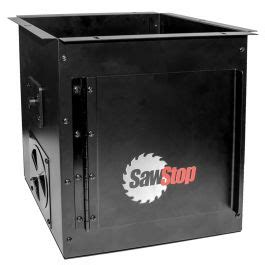 dust collection box  sawstop router tables rockler