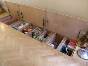 Floor Storage Making The Most Of Your Space Interior Solutions For The