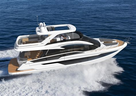 galeon yacht 2018 galeon 640 fly power boat for sale www yachtworld