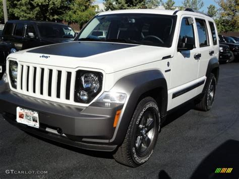 white jeep renegade 2010 stone white jeep liberty renegade 4x4 37699109