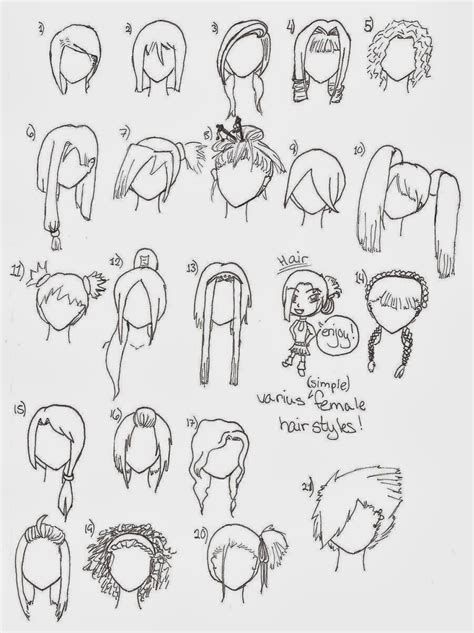 anime hairstyles black cute anime hairstyles trends hairstyle