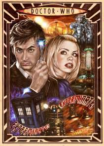 Doctor Who Season Two The Review by Doctor Who Season 2 Poster By Adrianamelo On Deviantart