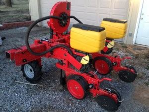 Pumpkin Seed Planter For Sale by Like New Planter For Sale 2014 Matermacc Ms8200 Two