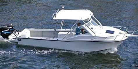 small fishing boats types types of powerboats and their uses boatus