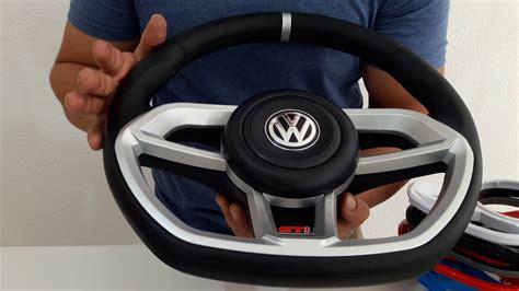 volante golf 5 gti volante esportivo golf gti top