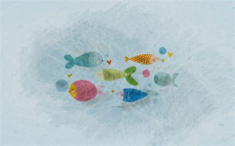 imagen fondo escritorio wallpaper fondo de escritorio gratis peces de colores