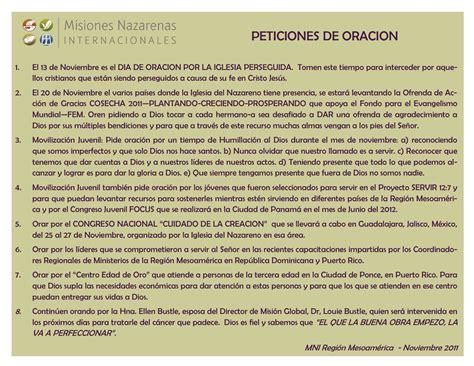 Calendario Noviembre 2011 Calendario De Oraci 243 N Mni Noviembre 2011 Region Mesoamerica