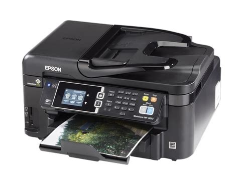 Printer Epson Wf 3620 epson workforce wf 3620 printer consumer reports