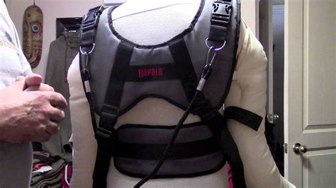 sleigh harness rapala sled pulling harness review