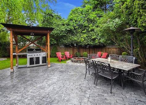 low maintenance backyard hardscapes low maintenance landscaping 17 great ideas bob vila