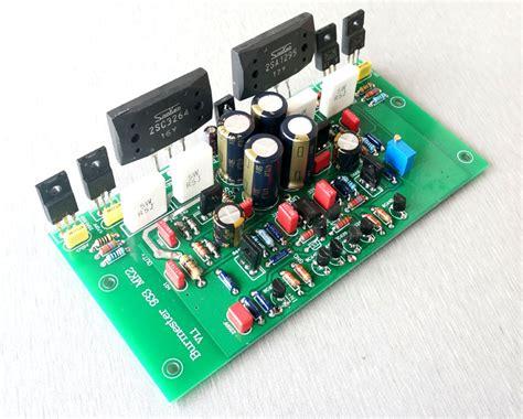 transistor lifier board douk audio hifi transistor lifier stereo power