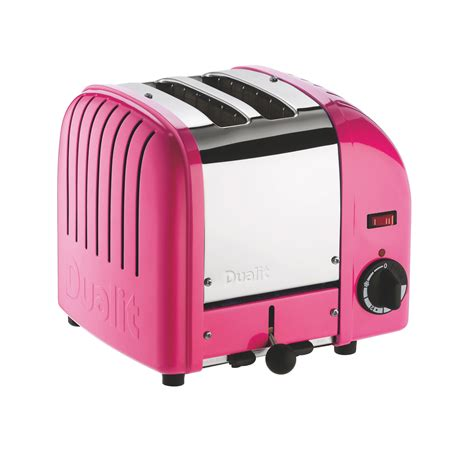 Dualit 2 Slot Toaster Dualit 2 Slot Vario Chilli Pink Toaster Review Compare