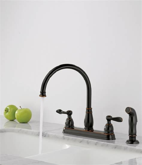 recommended kitchen faucets recommended delta rubbed bronze kitchen faucet selection