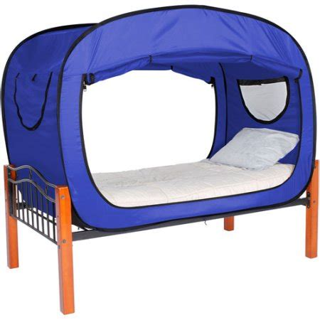 privacy pop bed bed tent full drawing of a room privacy pop bed tent multiple colors walmart com