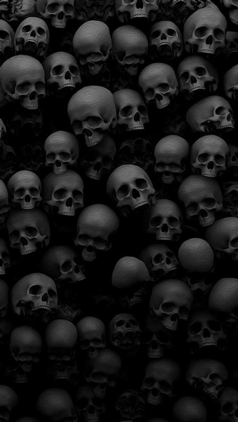 wallpaper serba hitam skull hd wallpapers serba h 206 t 194 m versions 169 by rh 232 241 d 253