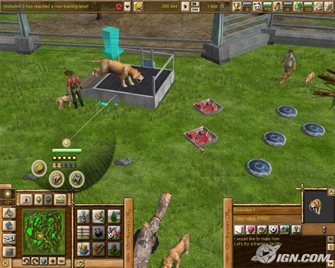 design a zoo game wildlife zoo screenshots pictures wallpapers pc ign
