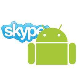 skype for android phone skype para android