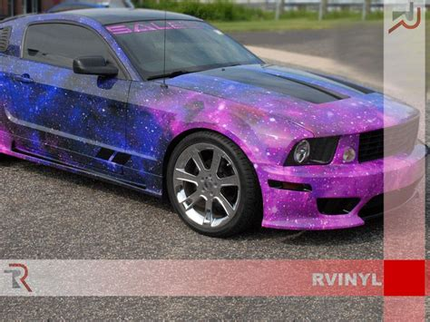galaxy car wrap rwraps galaxy vinyl wrap sheet roll for chrome dash