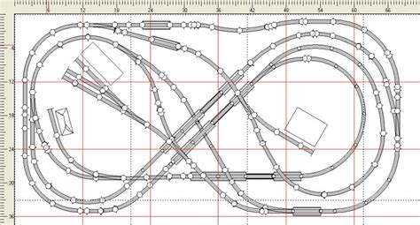 free railway layout design n scale track plans free n gauge track plans download