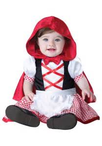 Infant Halloween Costumes Infant Toddler Little Red Riding Hood Costume
