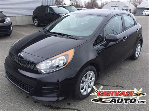 Gervais Kia Used Kia 2017 For Sale In Shawinigan Auto123