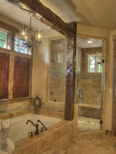 rustic tile bathroom 17 best images about bathroom window covering ideas on