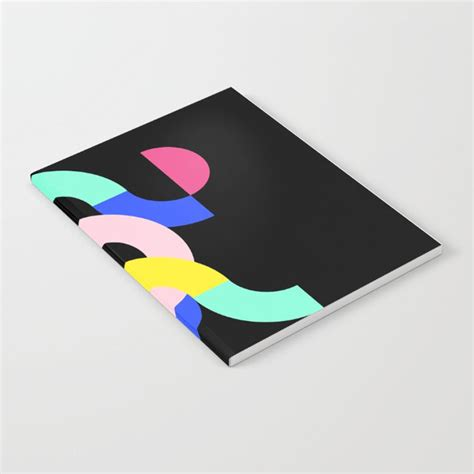 Design Milk Notebook | society6 launches notebooks and we want them all design