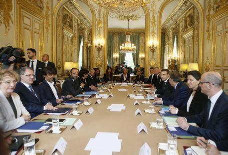 news consiglio dei ministri francia primo consiglio dei ministri europa ansa it