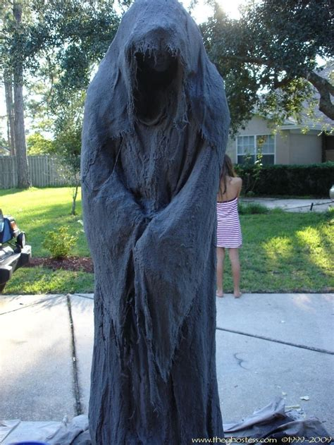 the reaper haunted house diy grim reaper for haunted house halloween stuff pinterest