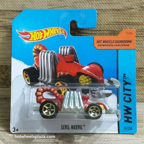 Wheels 2014 Hw City Eevil Weevil eevil weevil model cars hobbydb