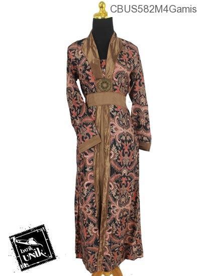 Sarimbit Gamis Gamis sarimbit gamis semi motif jokowi gamis batik murah batikunik