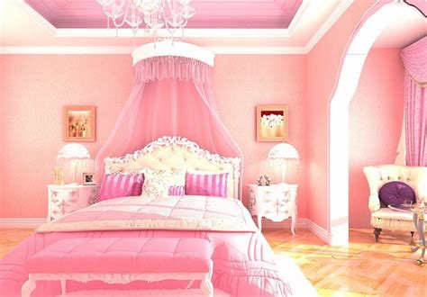 pink wallpaper for bedroom wedding bedroom decorated by pink wallpaper new home