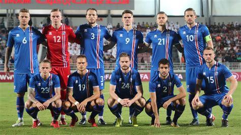Islandia Mundial 2018 Los Equipos Mundial 2018 Islandia