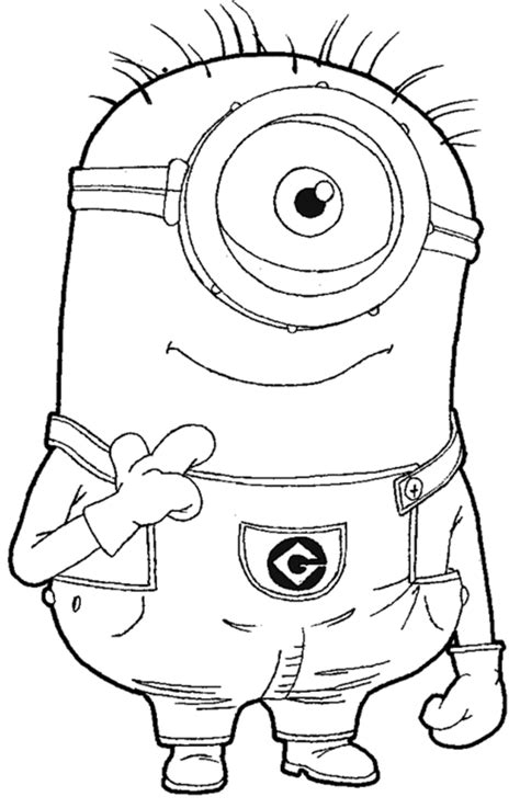 For Kids Despicable Me Coloring Pages Cakes Transfer Ideas Pinterest Paper Cutting Copic Despicable Me Coloring Pages