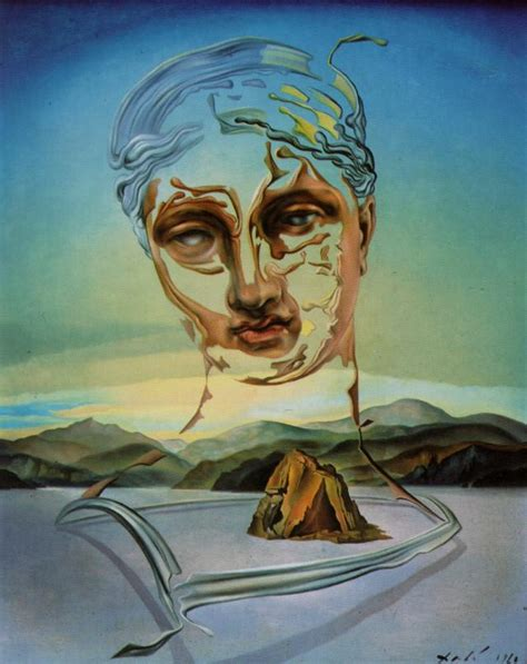 birth of a divinity 1960 oil by salvador dali 1938 3183 spain
