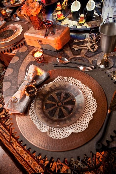 Western Bedroom Furniture holiday decor steampunk party decorations are influenced