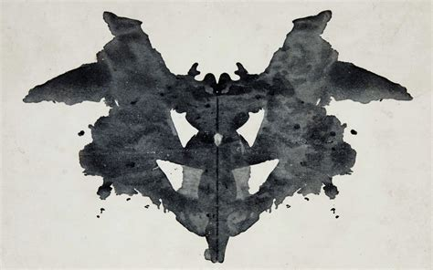 test di rorschach what you see in this inkblot could say a lot about you