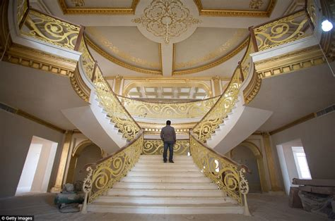 Home Design Gold Help by White House Replica Among Luxury Homes In Kurdish Dream