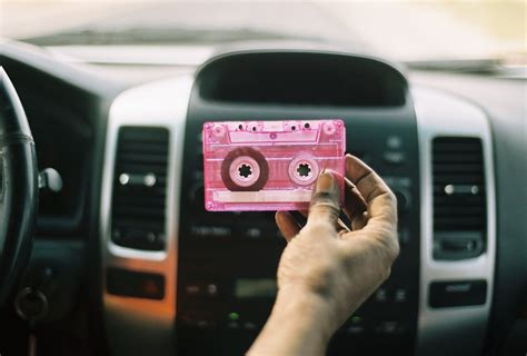 cassette car listen to cassette collection in car