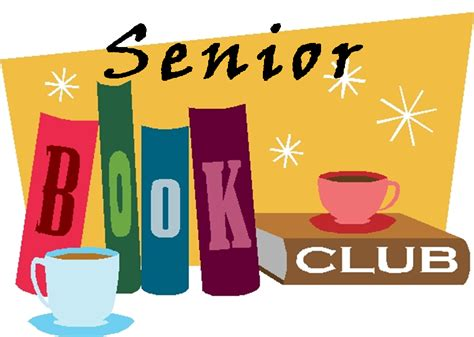 book club pictures senior book club traverse area district library
