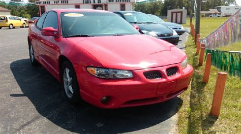 2000 pontiac grand prix gt coupe 2000 pontiac grand prix gt 2dr coupe in caro mi cars r us