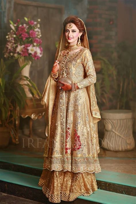 Simple Nikah Dress Pakistani