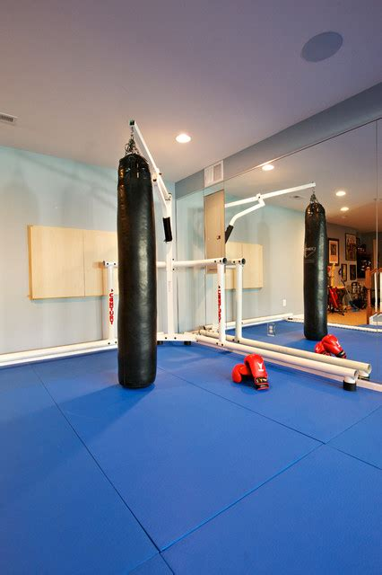 boxing with indoor speaker installation traditional