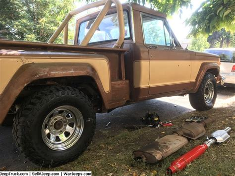 jeep honcho stepside 193 best jeep trucks for sale images on pinterest