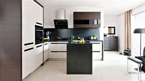 Black Kitchen Cabinet Ideas Oferta Kuchnie Black Red White